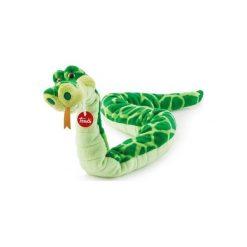 Maskotka dla dzieci. Pluszowy zielony wąż Cyreno S (27765). Zielone przytulanki i maskotki Trudi. Za 123,13 zł.