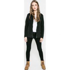 Jack Wolfskin - Bluza. Czarne bluzy z kieszeniami damskie marki Only Play, l, z bawełny, bez kaptura. W wyprzedaży za 249,90 zł.