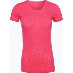 Marc O'Polo - T-shirt damski, różowy. Czerwone t-shirty damskie Marc O'Polo, m, z bawełny, polo. Za 79,95 zł.