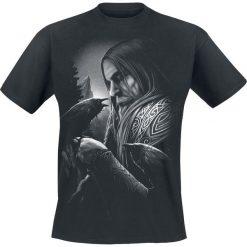 T-shirty męskie z nadrukiem: Toxic Angel New King T-Shirt czarny