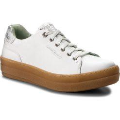 Sneakersy CAMEL ACTIVE - Top 849.78.03 White. Białe sneakersy damskie marki Camel Active, z materiału. W wyprzedaży za 269,00 zł.