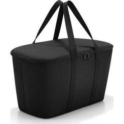 Torba Coolerbag Black. Czarne torby plażowe marki Reisenthel, z materiału. Za 149,00 zł.