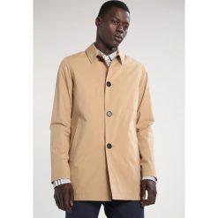 Płaszcze przejściowe męskie: Noose & Monkey LYON Krótki płaszcz beige