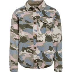 Zadig & Voltaire Kurtka jeansowa khaki. Brązowe kurtki chłopięce marki Reserved, l, z kapturem. W wyprzedaży za 359,20 zł.