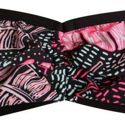 O'Neill MORRO RUFFLE  Bikini black. Czerwone bikini marki O'Neill, z materiału, narciarskie. Za 169,00 zł.