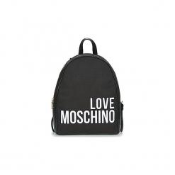 Plecaki Love Moschino  JC4114PP17. Czarne plecaki damskie Love Moschino. Za 859,00 zł.