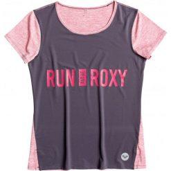Roxy Koszulka Sportowa Cutback Tee J Dark Midnight Xs. Szare bluzki sportowe damskie Roxy, xs. W wyprzedaży za 119,00 zł.