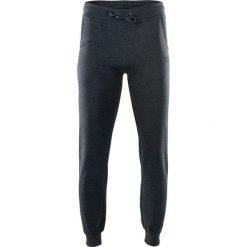 Spodnie męskie: Hi-tec Męskie spodnie dresowe MELIAN DARK GREY MELANGE r. M (92800187302)