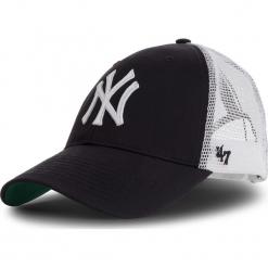 Czapka z daszkiem 47 BRAND - New York Yankees 47 BRAND-B-BRANS17CTP-BK Czarny. Czarne czapki z daszkiem męskie marki 47 Brand, z bawełny. Za 89,00 zł.