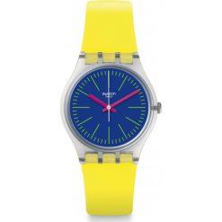 ZEGAREK SWATCH GENT. Zielone zegarki męskie Swatch, sztuczne. Za 235,00 zł.