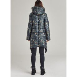 Płaszcze damskie pastelowe: Naoko – Płaszcz Aspen Tropical Thunder x Edyta Górniak