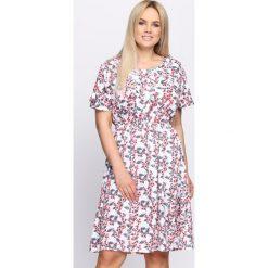 Sukienki: Biała Sukienka Azalea