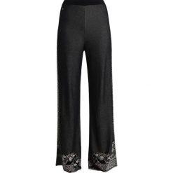 Ivko PANTS INTARSIA PATTERN Spodnie treningowe anthrazit. Szare spodnie dresowe damskie Ivko, z bawełny. W wyprzedaży za 503,20 zł.
