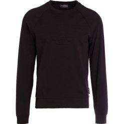 Emporio Armani Bluza nero. Czarne bluzy męskie Emporio Armani, m, z bawełny. W wyprzedaży za 363,35 zł.