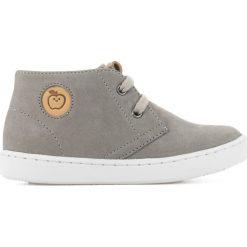 Wysokie trampki Play Zip Desert. Szare buty sportowe chłopięce marki Havaianas, z kauczuku, na sznurówki. Za 305,76 zł.