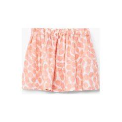 Mango Kids - Spódnica dziecięca Dotie 74-98 cm. Fioletowe minispódniczki marki OLAIAN, z elastanu, sportowe. W wyprzedaży za 49,90 zł.