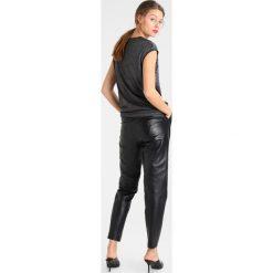 T-shirty damskie: AllSaints SABRE BROOKE TEE Tshirt z nadrukiem ash black