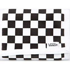 Vans - Portfel Slipped. Szare portfele męskie Vans, z bawełny. W wyprzedaży za 59,90 zł.