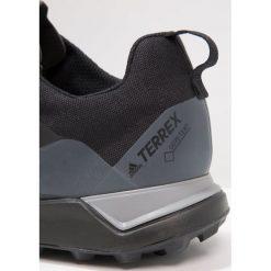 Adidas Performance TERREX CMTK GTX Obuwie hikingowe core black/grey three. Czarne buty sportowe męskie adidas Performance, z materiału, outdoorowe. Za 499,00 zł.