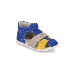 Sandały Dziecko  Kickers  BIGBAZAR. Niebieskie sandały chłopięce Kickers. Za 231,20 zł.