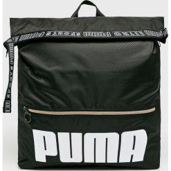 Puma - Plecak. Czarne plecaki damskie Puma, z poliesteru. Za 199,90 zł.
