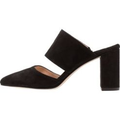 Chodaki damskie: Shoe The Bear SELMA Klapki black
