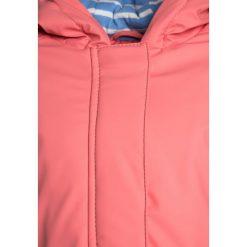 Mothercare NOVELTY LINED RAIN MAC Kurtka przeciwdeszczowa coral. Pomarańczowe kurtki dziewczęce przeciwdeszczowe mothercare, z materiału. Za 149,00 zł.
