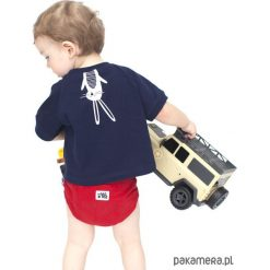 T-shirty chłopięce: t-shirt easter bunny navy
