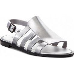 Rzymianki damskie: Sandały MELISSA – Boemia Shine Ad 32398 Metallic Silver 50934