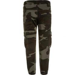 LTB ROSEWO Bojówki green. Czarne jeansy chłopięce marki bonprix, z aplikacjami. Za 189,00 zł.