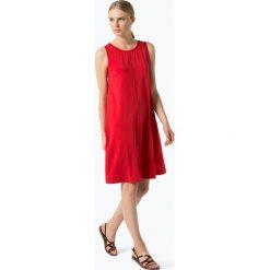 Marc O'Polo - Sukienka damska, czerwony. Czerwone sukienki balowe Marc O'Polo, na co dzień, z dżerseju, polo. Za 349,95 zł.