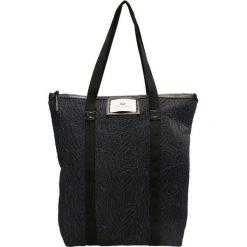 Shopper bag damskie: DAY Birger et Mikkelsen DAY GWENETH PETIOLE TOTE Torba na zakupy black