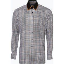 Finshley & Harding - Koszula męska, czarny. Czarne koszule męskie marki Finshley & Harding, w kratkę. Za 149,95 zł.