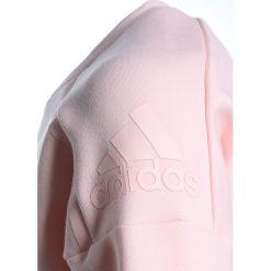 Adidas Performance Bluza icepnk/icepnk. Czerwone bluzy dziewczęce marki adidas Performance, z bawełny. W wyprzedaży za 139,30 zł.