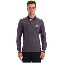 Galvanni Koszulka Polo Męska Grafton Dimgray M, Fioletowy. Fioletowe koszulki polo GALVANNI, m, z aplikacjami, z bawełny. W wyprzedaży za 279,00 zł.