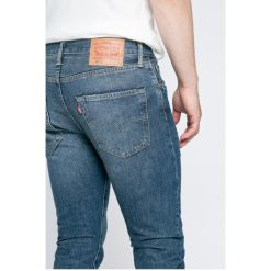 Levi's - Jeansy 501. Brązowe jeansy męskie skinny marki Levi's®. W wyprzedaży za 269,90 zł.