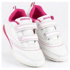 Buciki niemowlęce chłopięce: Hasby Buty dziecięce Hasby białe r. 34