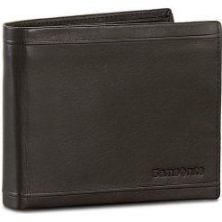 Duży Portfel Męski SAMSONITE - 001-01460-0290-1 Black. Czarne portfele męskie marki Samsonite, ze skóry. W wyprzedaży za 179,00 zł.