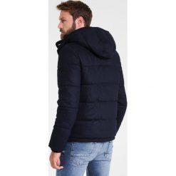 Pier One HOODED  Kurtka zimowa dark blue melange. Niebieskie kurtki męskie zimowe marki Pier One. Za 379,00 zł.