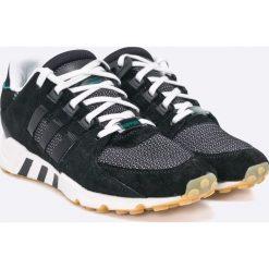 Adidas Originals - Buty Eqt Support RF. Brązowe buty sportowe damskie marki adidas Originals, z bawełny. W wyprzedaży za 319,90 zł.