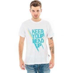 Hi-tec Koszulka męska HOOF white r. XL. Białe t-shirty męskie Hi-tec, m. Za 24,69 zł.