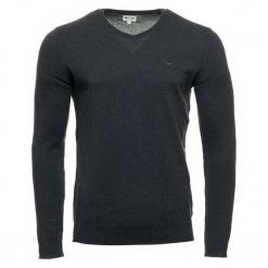 Mustang Sweter Męski L Ciemnoszary. Czarne swetry klasyczne męskie marki Mustang, l, z bawełny, z kapturem. Za 198,00 zł.