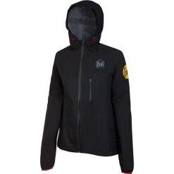 Kurtki sportowe damskie: Buff Kurtka damska wodoodporna LEAH Jacket Black (BW2022.999.05)