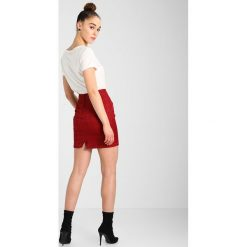 Minispódniczki: Moves HANA Spódnica mini bronze red