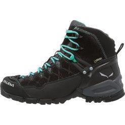 Buty trekkingowe damskie: Salewa ALP TRAINER MID GTX Buty trekkingowe black out/agata