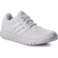 Buty adidas - Energy Cloud V B44848 Ftwwht/Ftwwht/Ftwwht. Białe buty do biegania damskie marki Adidas, z materiału. W wyprzedaży za 199,00 zł.