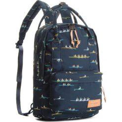 Plecak EASTPAK - Padded Shop'r EK23C Rower 89R. Niebieskie plecaki damskie Eastpak, z materiału, sportowe. W wyprzedaży za 219,00 zł.