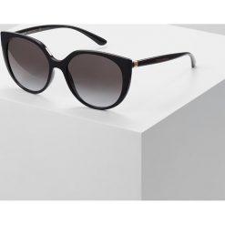 Dolce&Gabbana Okulary przeciwsłoneczne black. Czarne okulary przeciwsłoneczne damskie lenonki Dolce&Gabbana. Za 819,00 zł.