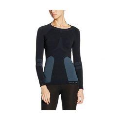 Odlo Koszulka tech. Shirt l/s crew neck EVOLUTION WARM - 180901 - 180901L. Czarne topy sportowe damskie marki Odlo, l. Za 269,95 zł.