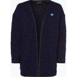 Scotch & Soda - Damska bluza rozpinana, niebieski. Niebieskie bluzy rozpinane damskie marki Scotch & Soda, l. Za 299,95 zł.